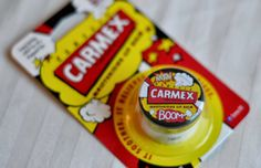 London Beauty Queen: NEW: Carmex Limited Edition Lip Balm