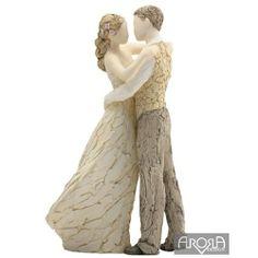 Willow Tree Wedding Cake