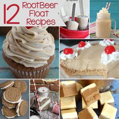 Rootbeer Float Collage | The Hankful House