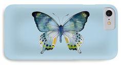 68 Laglaizei Butterfly Phone Case by Amy Kirkpatrick