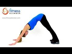 Total Body Toning Yoga Workout for Weight Loss, Fitness Blender