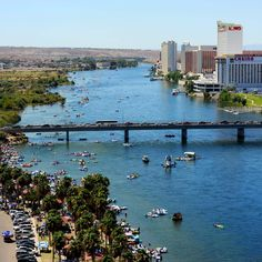 The 10 Best Road Trips You Can Take From Las Vegas - Laughlin, NV