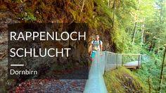 Die Rappenlochschlucht in Dornbirn ist die größte Schlucht in Mitteleuropa Grand Canyon, Park, Plants, Nature, Pictures, Parks, Grand Canyon National Park, Plant, Planets