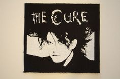 SEW or IRON ON a POP PUNK ROCK HEAVY METAL MORRISEY THE SMITHS MUSIC PATCH