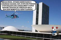 CONGRESSO NACIONAL RETORNA ÀS SUAS ATIVIDADES...