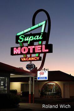 Supai Motel....... Seligman, Arizona