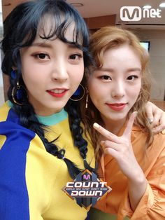 M!Countdown Backstage