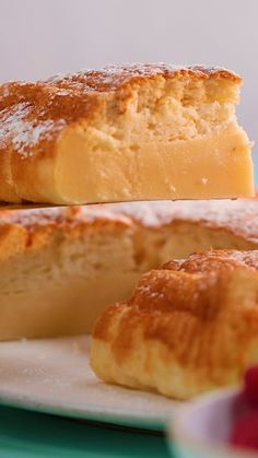 Magic Cake – The Best Arabic sweets and desserts recipes,tips and images Magic Cake Recipes, Sweet Recipes, Irish Recipes, Light Desserts, Cake Servings, Pumpkin Recipes, Baking Recipes, Whole30 Recipes, Pasta Recipes