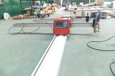 portable plasma cutting machineWith reasonable overall structure, this product is the lightest, most economical cutting machine. More information pls contact: www.cncmetalcut.com www.laser-solution.com