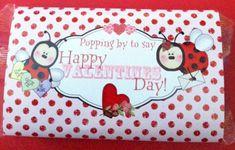 Valentine Popcorn Favor Treat by ourdesigner on Etsy, $22.50