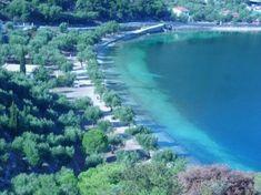 ΔΕΞΑ - DEXA. Blue flag, azur sea, an excellent all-day beach close to Vathy.