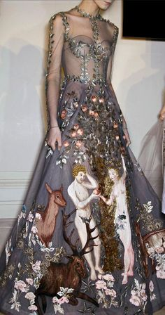 haute couture embroidery - Поиск в Google