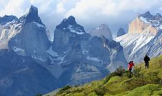 Torres del Paine National Park © Turismo Chile