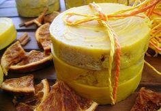 Cómo hacer un jabón natural de miel, canela y naranja