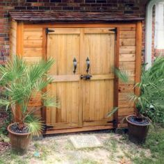 Outdoor Living Today, 3 ft. x 6 ft. Western Red Cedar Grand Garden Chalet, GGC63SR at The Home Depot - Mobile