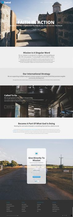 1000+ Images About Church Website Design Ideas On Pinterest