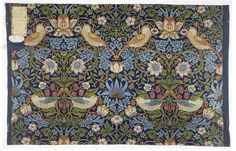 Strawberrythief - William Morris - Wikipedia