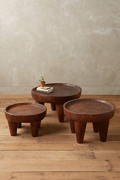 Harmattan Side Table - anthropologie.com