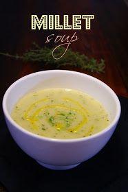 Sopa de millet