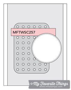 MFT Card Challenges: Wednesday Sketch Challenge - Sketch 257 - #mftstamps