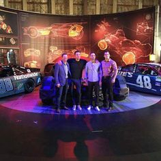 Hendrick Motorsports Super Hero Cars - Racing News