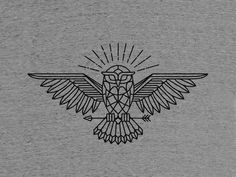 22+ Geometric Owl Tattoo So You Look Scary