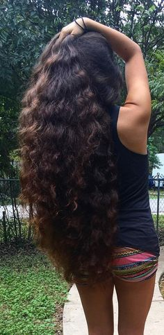 192 Best Thickest Hair In The World Images Curly Hair