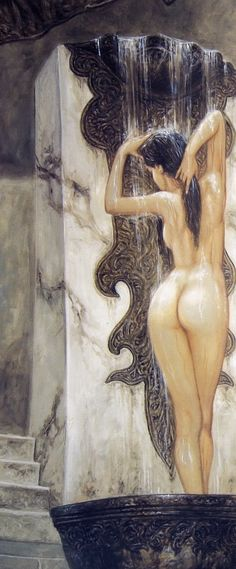 Sexy Art. This might be luis royo's art