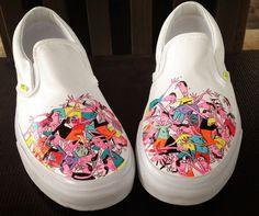 f9236a9cd10ef2 23 Best Custom Shoes   Streetwear by Annatar images