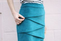 Jade Skirt pattern