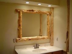 15 Best Bathroom Mirror Images On Pinterest Bathroom Vanity