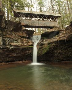 New York Attractions, Covered Bridges, Instagram, Covered Decks