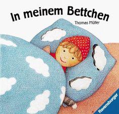 In meinem Bettchen: Leporello mit Titelstanze: Amazon.de: Thomas Müller: Bücher
