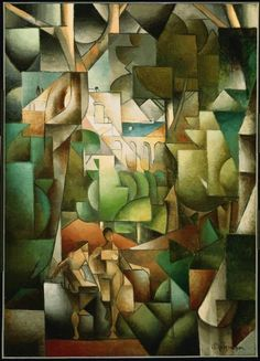 The Bathers,Jean Metzinger,order Abstract oil painting ...