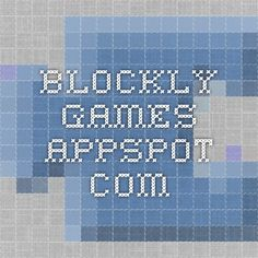 Blockly Games (made with Blockly programming language).