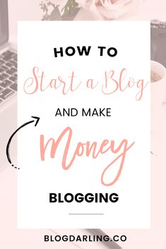 These are the exact steps I took to start my blog and make money blogging in just one month! Now I earn over $1,000+ a month from my blog less than eight months later! Read the guide and start your blog TODAY! #makemoneyblogging