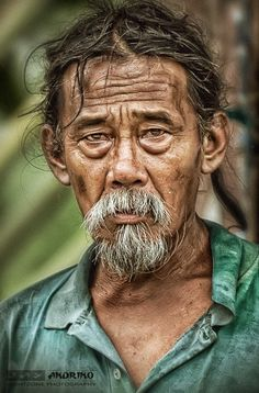 Street Portrait by Jay Andrino, via 500px