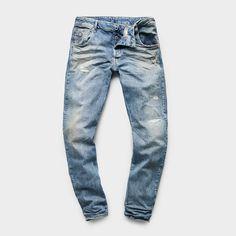 Arc 3D Slim Jeans - Zoom_behind