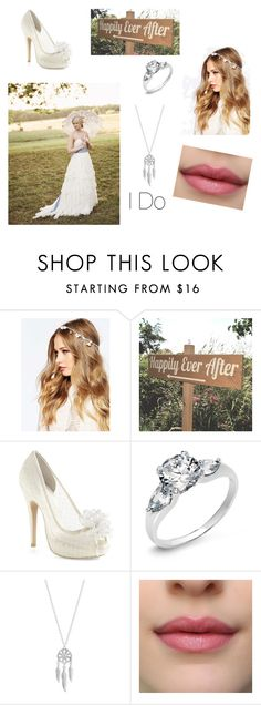 """""""wedding day"""" by cate-boston24 ❤ liked on Polyvore featuring ASOS, Menbur, Bling Jewelry and Lucky Brand"""