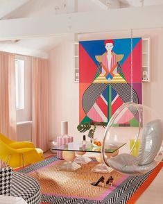 Adding color to your interior designs will immediately put you in a better mood and brighten up your living spaces. #colorfulhomeinteriors #colorfulinteriordesign #colorfulhome #colorfulinteriors #colors2021 #interiordesign #interiordesignideas #interiordesigntrends #designtrends #homedecor Decor Interior Design, Room Interior, Interior Design Living Room, Room Colors, House Colors, Helsinki, Interior Inspiration, Design Inspiration, Magazine Deco