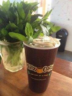 Mint Mojito #PhilzCoffee