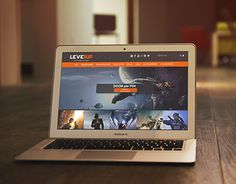 "Check out new work on my @Behance portfolio: ""Leve1up Web Site Videogame Reviews"" http://be.net/gallery/49473745/Leve1up-Web-Site-Videogame-Reviews"