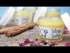 DIY Sleep Salve For a Restful Night | GLOW - YouTube
