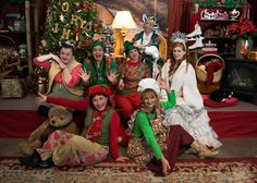 North Pole B.C. Festival of Christmas