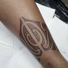 Polynesian Tribal Tattoos, Tribal Tattoos For Women, Leg Tattoos Women, Tattoos Arm And Hand, Lower Leg Tattoos, Cute Tattoos, New Tattoos, Tribal Armband, Sunset Tattoos