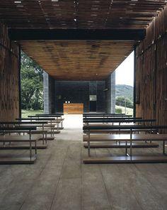 Galeria - Capela Porciúncula de la Milagrosa / Daniel Bonilla Arquitectos - 31