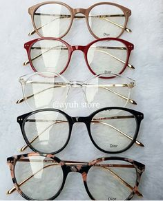 Top nude pair YES, clear pair please bring them here! Glasses Frames Trendy, Cool Glasses, New Glasses, Dior Eyeglasses, Eyeglasses For Women, Glasses Trends, Lunette Style, Fashion Eye Glasses, Cute Sunglasses