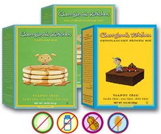 Snack Ideas and Suggestions @ http://www.parents.com/health/allergies/food/food-allergies-snacks/