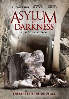 Richard Hatch's Final Film, Asylum of Darkness, Releases to VOD April 11th.