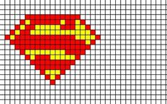 try to crochet a superman hat using this pattern Knitting Patterns Free, Baby Knitting, Crochet Patterns, Crochet Ideas, Crochet Chart, Crochet Stitches, Cross Stitch Baby, Cross Stitch Patterns, Hero Crafts